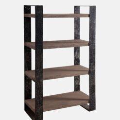 industrial furniture | Industrial-Antique-Bookshelf | best of exports