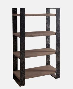 industrial furniture | Industrial-Antique-Bookshelf | best of exports