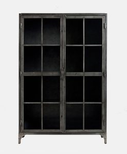 Industrial Metal Display Cabinet