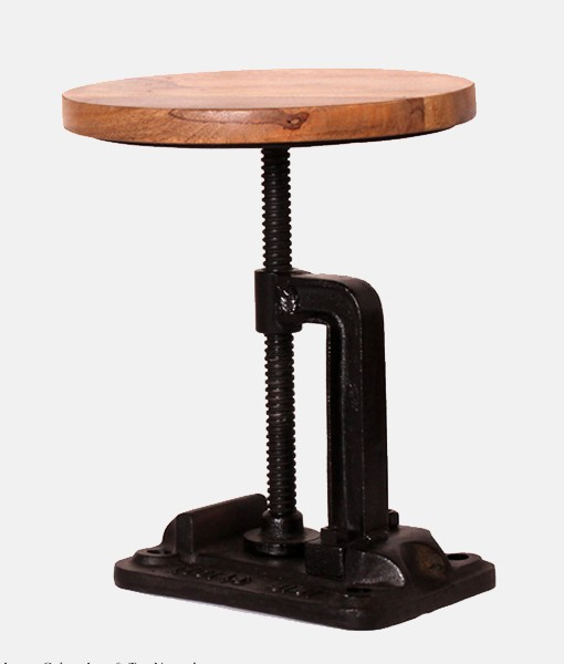 Industrial Jack Stool