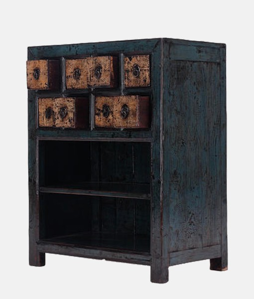 Industrial Multi Drawer Chest