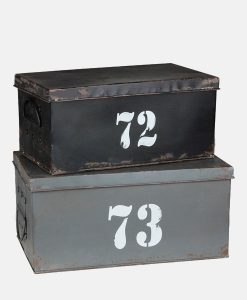Industrial Stoeage boxes