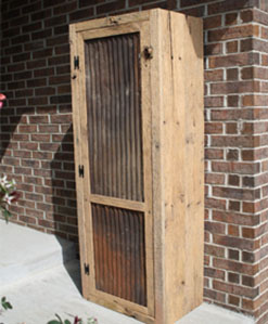 reclaimed wood | Reclaimed Wood Cabinet