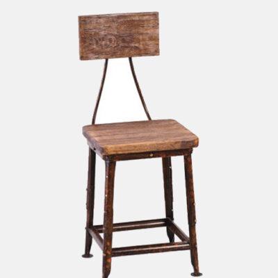 Reclaimed Wood Chair