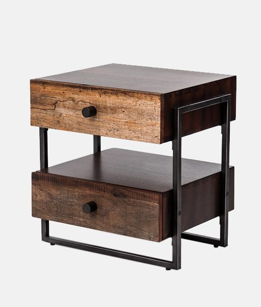 Quick View - Reclaimed Wood Chest Of Drawer - Industrial Furniture, Reclaimed