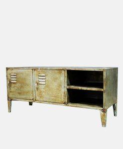 Vintage Industrial Cabinet 2