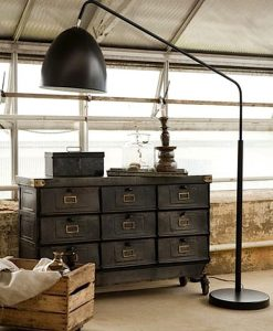 Industrial furniture reclaimed wood furniture upholstered furniture jodhpur - Deco industriel chic ...