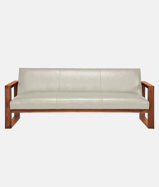 Loveseat Leather Sofa
