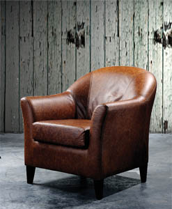 furniture upholstery | Leather Canvas Upholstered Sofa