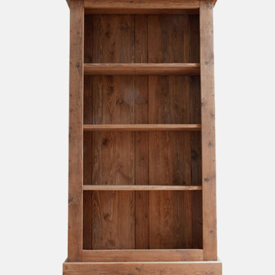 Large Solid Wooden Book Shelf