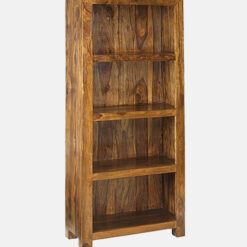 Solid Wooden Book Shelf 6