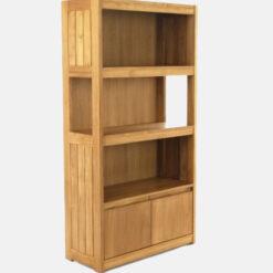 Solid Wooden Book Shelf