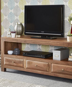 handmade furniture | Solid TV Unit
