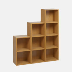 Solid Wooden Book Shelf 5