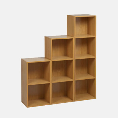 Solid Wooden Book Shelf 5