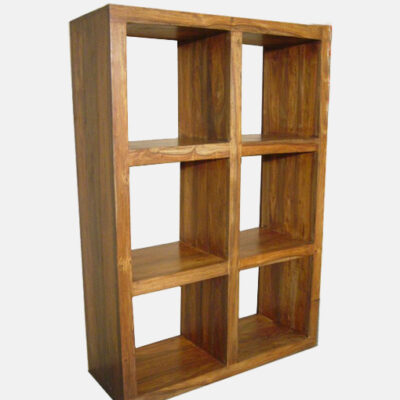 Solid Wooden Book Shelf 7