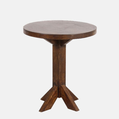 Solid Wooden Side Table