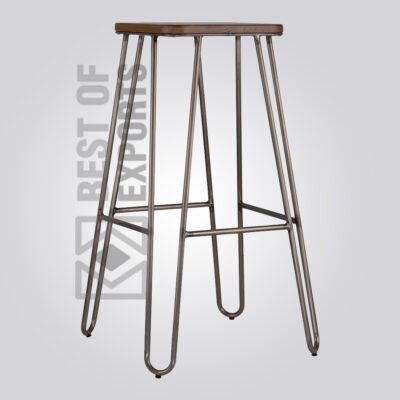Simple Elegant Bar Stool