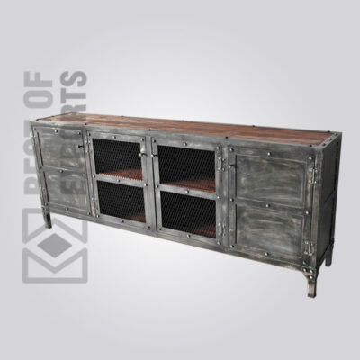 Industrial Chest Of Drawer