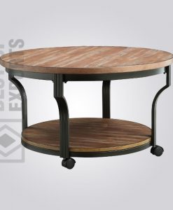 industrial furniture india | Industrial Coffee Table | Best of Exports