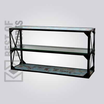 Metal Tv Stand