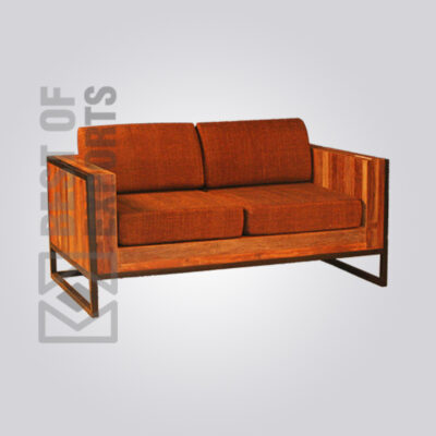 2 Seater Industrial Sofa