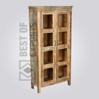 Reclaimed Wood Cabinet - 10