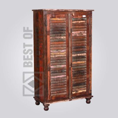Reclaimed Small Height Cabinet
