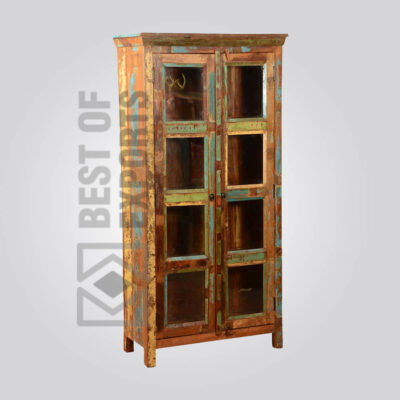Reclaimed Wood Cabinet - 11