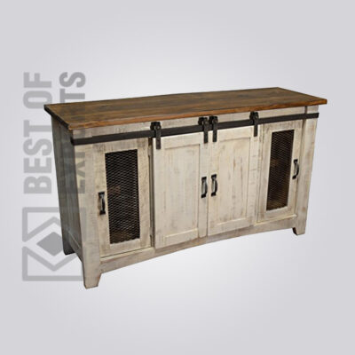 Reclaimed Wood Chest Drawer