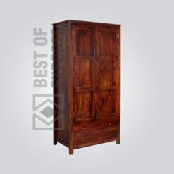 Solid Wood Almirah - 4