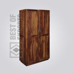 Solid Wood Cabinet - 2