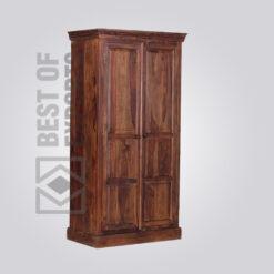 Elegant Wooden Almirah - 2