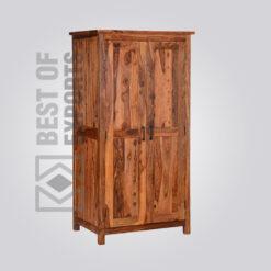 Solid Wooden Almirah - 8