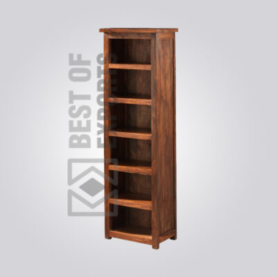 Solid Wooden Bookcase - 2