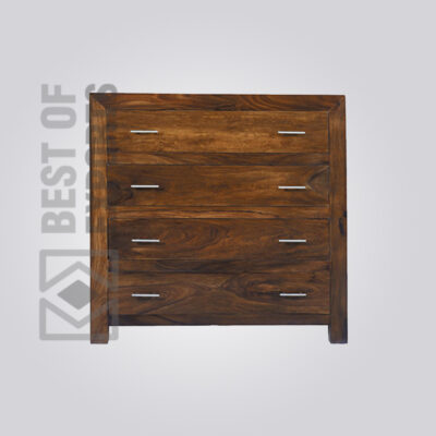 Wooden Chest Of Drawer - 3