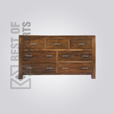 Wooden Chest Of Drawer - 4