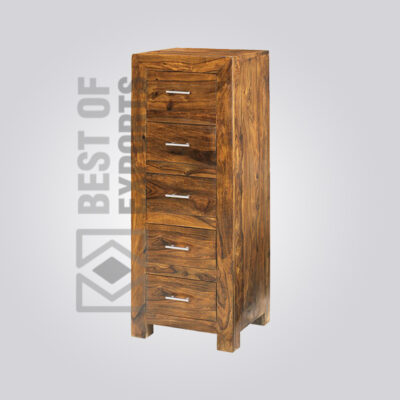 Wooden Chest Of Drawer - 5