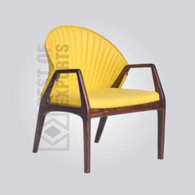 Amba Premium Upholstered Lounge Chair