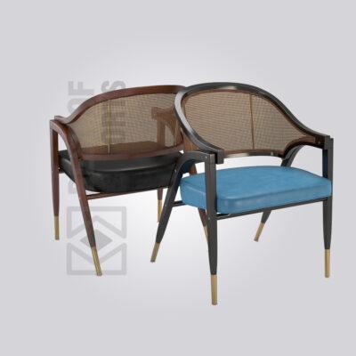 Brind Premium Dining Restaurant Chair