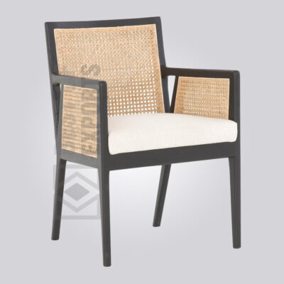 Cane Premium Wooden Dining Chair