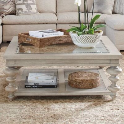 Cane Coffee Tables