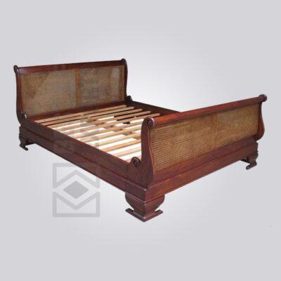 Cane King Bed Frame