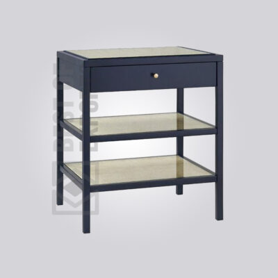 Cane Storage Side Table