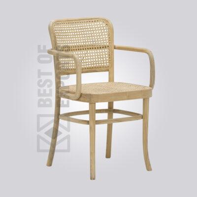 Modern Cane Dining Chair
