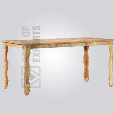Antique Wooden Dining Table - Reclaimed