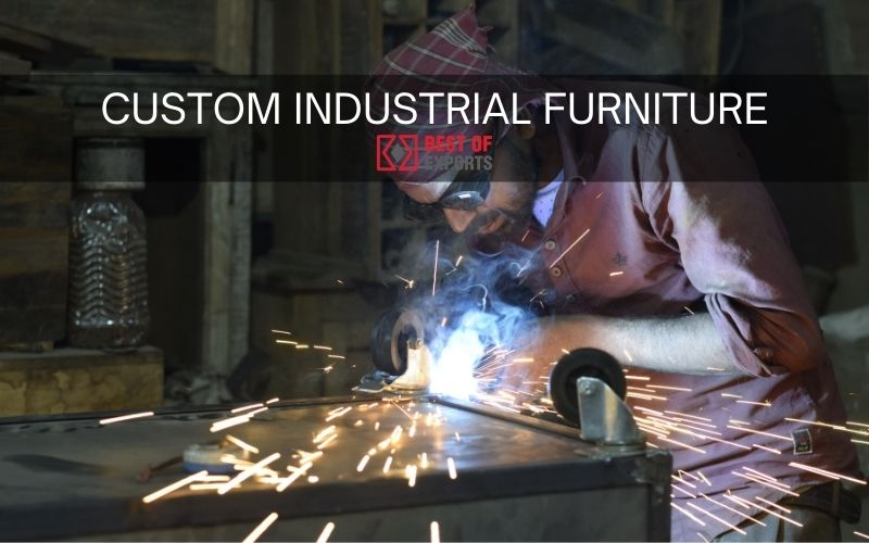 Custom Industrial Furniture
