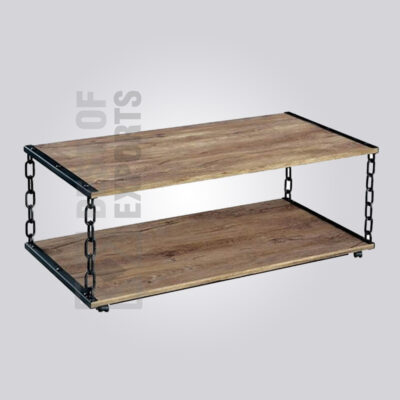 Elegant Chain Style Coffee Table