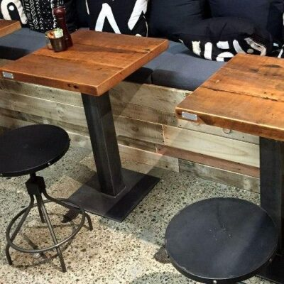 Industrial Bar Tables