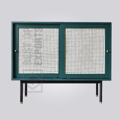 Premium Cane Front Sideboard